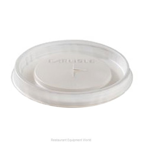 Carlisle 43635L30 Lid Disposable Cup (Magnified)