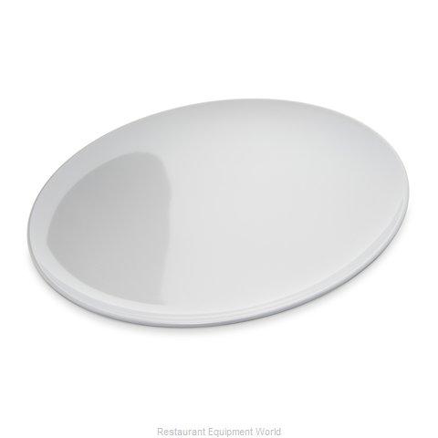 Carlisle 4380002 Plate, Plastic