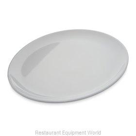 Carlisle 4380102 Plate, Plastic