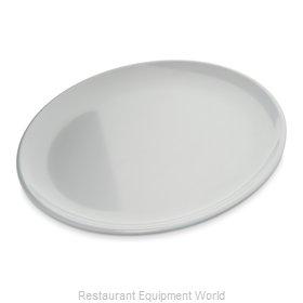 Carlisle 4380302 Plate, Plastic