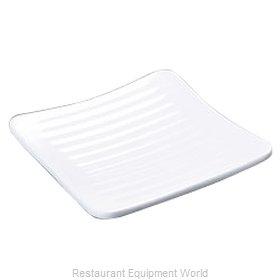 Carlisle 4382202 Plate, Plastic