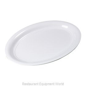 Carlisle 4384002 Platter, Plastic
