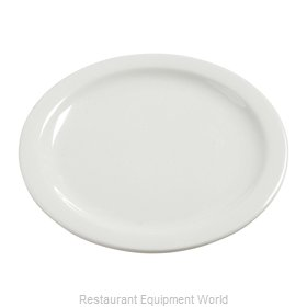 Carlisle 4385037 Plate, Plastic