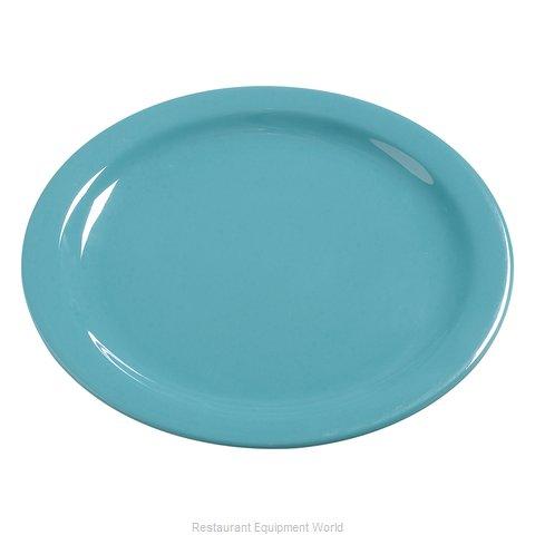 Carlisle 4385063 Plate, Plastic