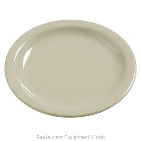 Carlisle 4385406 Plate, Plastic