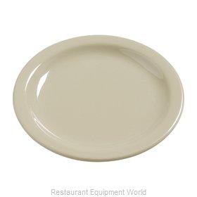 Carlisle 4385606 Plate, Plastic