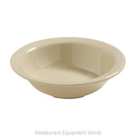 Carlisle 4386606 Fruit Dish, Plastic