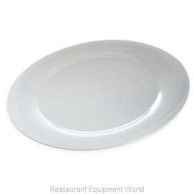 Carlisle 4440602 Platter, Plastic