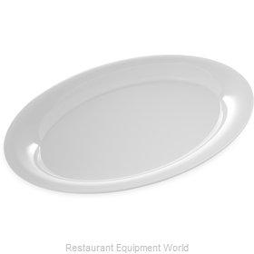 Carlisle 4441002 Platter, Plastic
