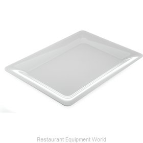 Carlisle 4441602 Platter, Plastic