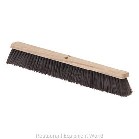 Carlisle 4520401 Broom, Push