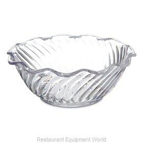 Carlisle 453407 Soup Salad Pasta Cereal Bowl, Plastic