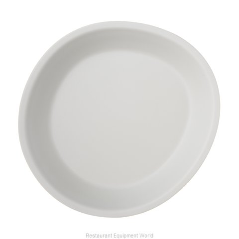 Carlisle 5310123 Plate, Plastic (Magnified)