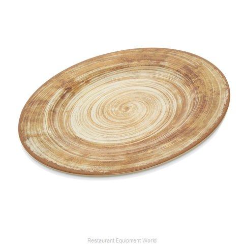 Carlisle 5400117 Plate, Plastic