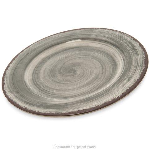 Carlisle 5400118 Plate, Plastic
