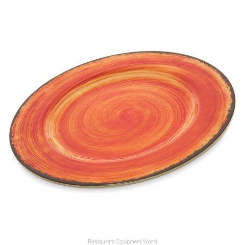 Carlisle 5400152 Plate, Plastic