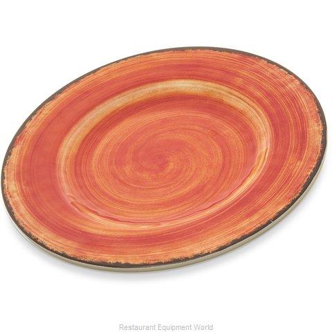 Carlisle 54002-452 Plate, Plastic