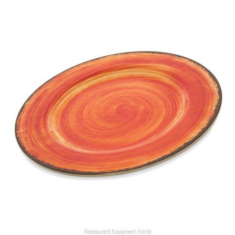 Carlisle 5400252 Plate, Plastic