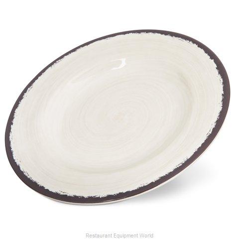 Carlisle 5400253 Plate, Plastic