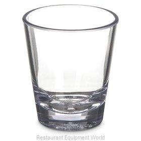 Carlisle 560107 Glassware, Plastic