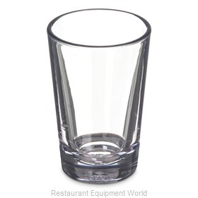 Carlisle 560207 Glassware, Plastic