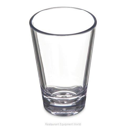 Carlisle 560307 Glassware, Plastic
