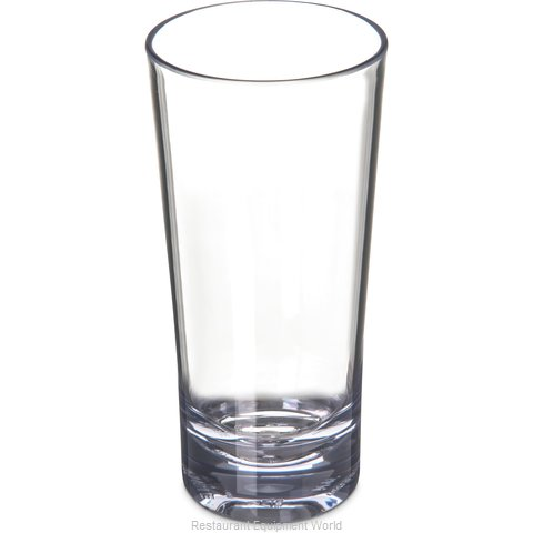 Carlisle 5614-407 Glassware, Plastic