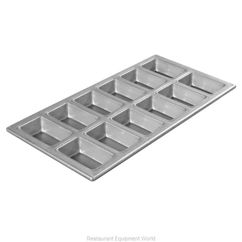 Carlisle 606903 Bread Loaf Pan (Magnified)