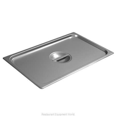 Carlisle 607000C Food Pan Steam Table Cover Stainless