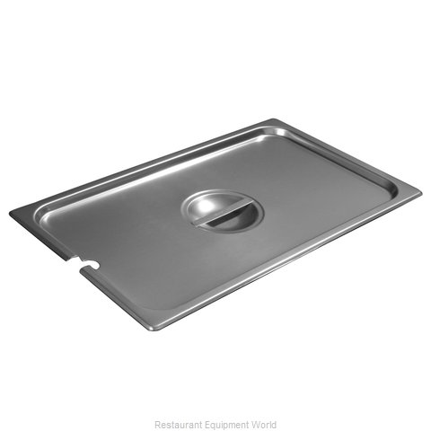 Carlisle 607000CS Food Pan Steam Table Cover Stainless