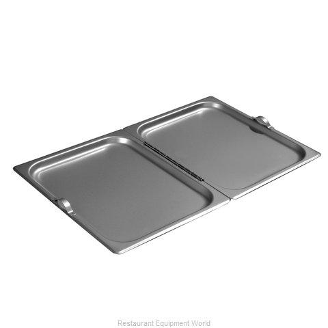 Carlisle 607000H Food Pan Steam Table Cover Stainless