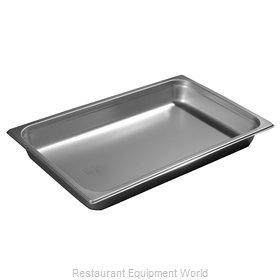 Carlisle 607002 Steam Table Pan, Stainless Steel