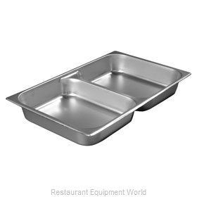 Carlisle 607002D Steam Table Pan, Stainless Steel
