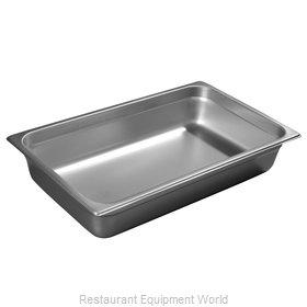 Carlisle 607004 Steam Table Pan, Stainless Steel
