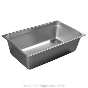 Carlisle 607006 Steam Table Pan, Stainless Steel