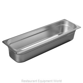 Carlisle 60700HL4 Steam Table Pan, Stainless Steel