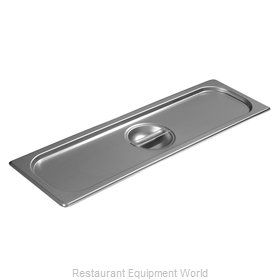 Carlisle 60700HLC Steam Table Pan Cover, Stainless Steel