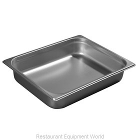 Carlisle 607122 Food Pan, Steam Table Hotel, Stainless