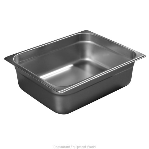 Carlisle 607124 Food Pan Steam Table Hotel Stainless