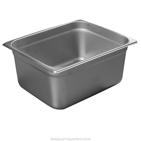 Carlisle 607126 Food Pan Steam Table Hotel Stainless