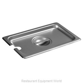 Carlisle 607140CS Steam Table Pan Cover, Stainless Steel