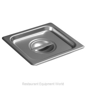 Carlisle 607160C Steam Table Pan Cover, Stainless Steel