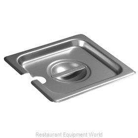 Carlisle 607160CS Steam Table Pan Cover, Stainless Steel