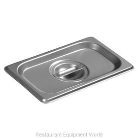 Carlisle 607190C Steam Table Pan Cover, Stainless Steel