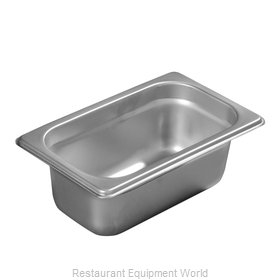 Carlisle 607192 Steam Table Pan, Stainless Steel