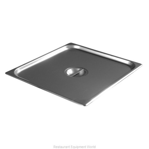 Carlisle 607230C Food Pan Steam Table Cover Stainless