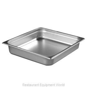 Carlisle 607232 Steam Table Pan, Stainless Steel