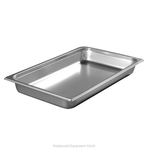 Carlisle 608002 Food Pan Steam Table Hotel Stainless