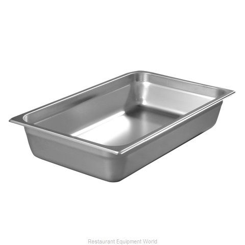 Carlisle 608004 Food Pan Steam Table Hotel Stainless