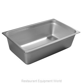 Carlisle 608006 Steam Table Pan, Stainless Steel